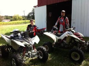 4wheelers 2011