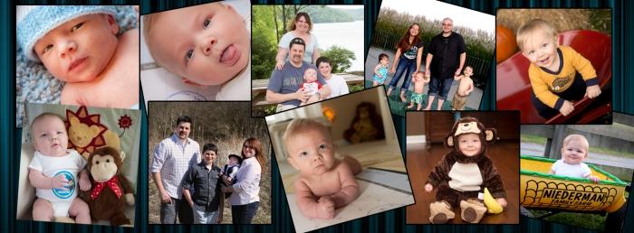 Ezra collage
