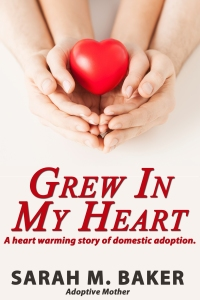 Grew In My Heart book cover