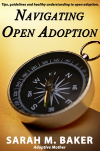 Navigating Open Adoption book cover
