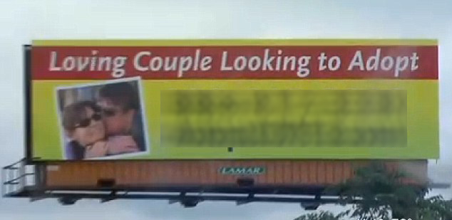 Billboard taken out in New Jersey in order to market to expecting mothers that would only have a 72 hour period to change their mind instead of the Maryland 28 days where the couple lives. Neither state has laws against advertising. But is this ethical?